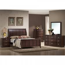 stunning dark wood bedroom furniture sets enchanting bedroom