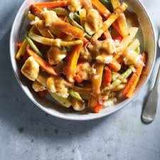 poutine cuisine poutine aux légumes ricardo