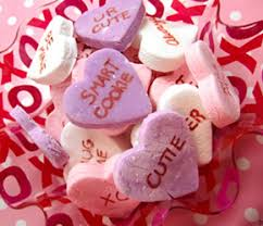 heart candies your own s day candy