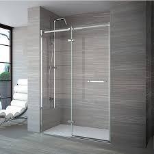 1400 Shower Door Merlyn 8 Series Frameless 1400 Mm Hinge Inline Shower Door