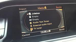 bluetooth audi audi mmi 3g bluetooth audio solution via modified ipod ami cable