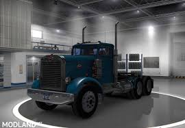 mega truck peterbilt mega truck pack mod for ets 2