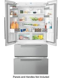 Refrigerator With French Doors And Bottom Freezer - here u0027s a great price on kfnf9955ide 36