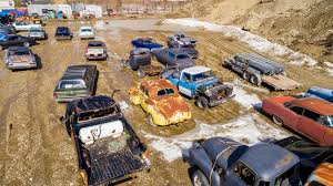 Classic Ford Truck For Sale Canada - for sale in canada five acres 340 vintage cars the drive