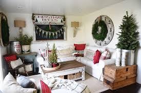 rustic christmas top diy rustic christmas decorating ideas the budget decorator