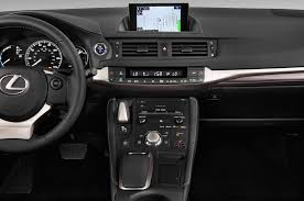 lexus ct 200h 2015 lexus ct 200h instrument panel interior photo automotive com