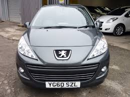 peugeot second hand prices second hand peugeot 207 1 4 millesim 5dr for sale in mossley