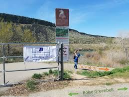 Boise Greenbelt Map The Boise River Project Intermountain Bird Observatory