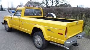 jeep gladiator 1975 jeep j 20 46 youtube