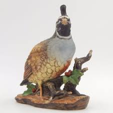 sold vintage pre owned decorative collectible homco bird