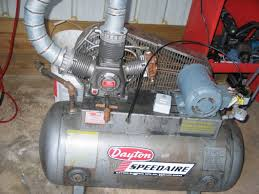 nice air auction air compressor or is it electrical diy