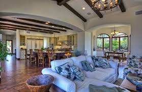 la romana a 5 800 sq ft santa barbara country style home by