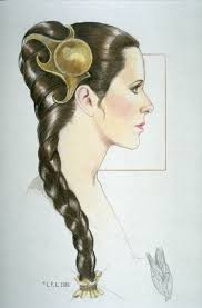 star wars hair styles web of star wars starwars princess leia was the queen of