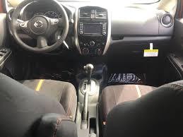 nissan versa interior space new 2017 nissan versa note sr 4d hatchback in mattoon ni4030 kc