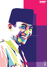 tutorial wpap lewat photoshop check out my behance project president soekarno in wpap wpap