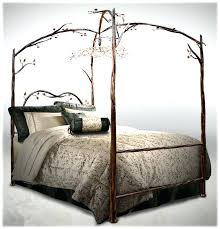 4 Poster Bed Frames Iron Poster Bed Iron Canopy Bed Designs To Inspire You