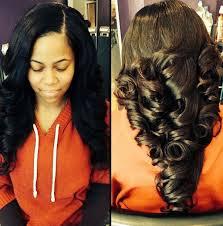 barrel curl hair pieces 40 best partial weaves images on pinterest breien closure weave