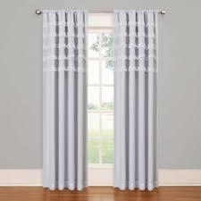 White Darkening Curtains Buy Room Darkening Curtains From Bed Bath Beyond