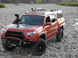 Roof Rack For Tacoma Double Cab by Dissent Offroad Aluminum Rack System Tacoma World