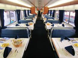 flyertalk forums view single post cookin up an adventure option on amtrak trains as a single passenger i ve never taken advantage of it but were i traveling with someone else i imagine it might be a nice