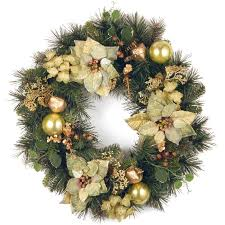 decorating wreath ideas lights card and decore