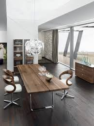 Esszimmertisch Walnuss Ausziehbar Esstisch Nussbaum Dansk Design Massivholzmöbel