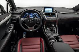 lexus harrier 2014 interior 2016 lexus nx 300h hybrid fwd carsfeatured com