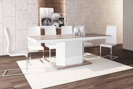 extendable dining table orren ellis malmberg storage extendable dining table u0026 reviews