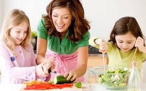 cuisine avec enfant comment faire pour que votre enfant mange sainement maigrir