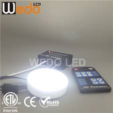 rgb led puck lights etl 3w rgbw led puck light color changing accent lighting buy rgbw