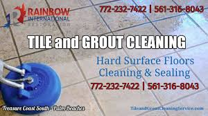 tile and grout cleaning palm city tile floor cleaning services