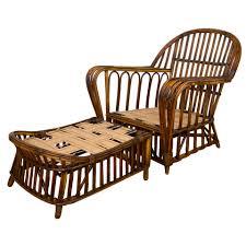 Wicker Lounge Chair Wicker Chair And Ottoman Editeestrela Design