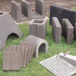 grillkamin selbst bauen mit dach grillkamin im garten bauen selber