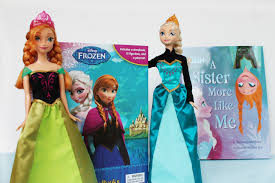 Frozen Storybook Collection Walmart A Day Of And Magic With Disney Frozen Growing Up Bilingual