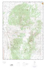 Arizona Topographic Map by Mytopo Sullivan Buttes Arizona Usgs Quad Topo Map