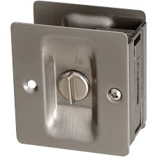 Craftsman Style Door Hardware Shop Pocket Door Hardware At Lowes Com