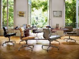 eames chair living room vitra eames segmented table l 213 x d 107 cm hpl white with