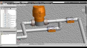 autodesk inventor tube and pipe youtube