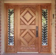 Wood Door Design by Doors Design For Home Home Design Ideas