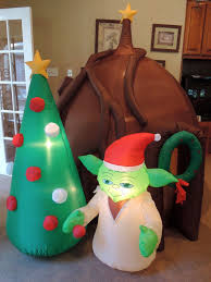 image gemmy inflatable star wars christmas scene jpg gemmy