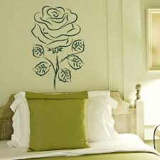 Wall Decals Amazon by English Rose Floral Wall Transfer Vinyl Wall Decal Flower Wall