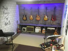 a house is not a home without a guitar studio dream home