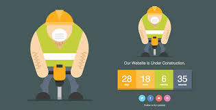 50 free coming soon under construction html templates under