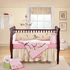 Crib Bedding Sets Bird 4 Crib Bedding Set Crib Bedding