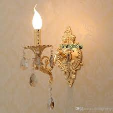 Deco Wall Sconces Flush Mount Wall Lights Mirror Lighting Luxury Gold Wall Lamp