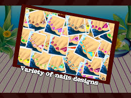 toe nail art u2013 girls game android apps on google play