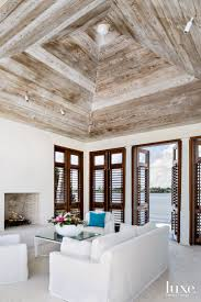 modern white pavilion with lime washed red cedar ceiling u2026 pinteres u2026