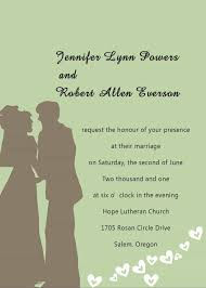 Create Marriage Invitation Card Free Tips Easy To Create Wedding Invitation Wording Couple Hosting