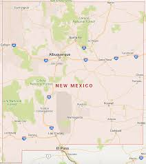 Map Of Albuquerque New Mexico by Locations Nmcc