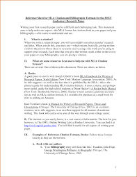 Writing A Research Paper Mla Format Essay Format Mla